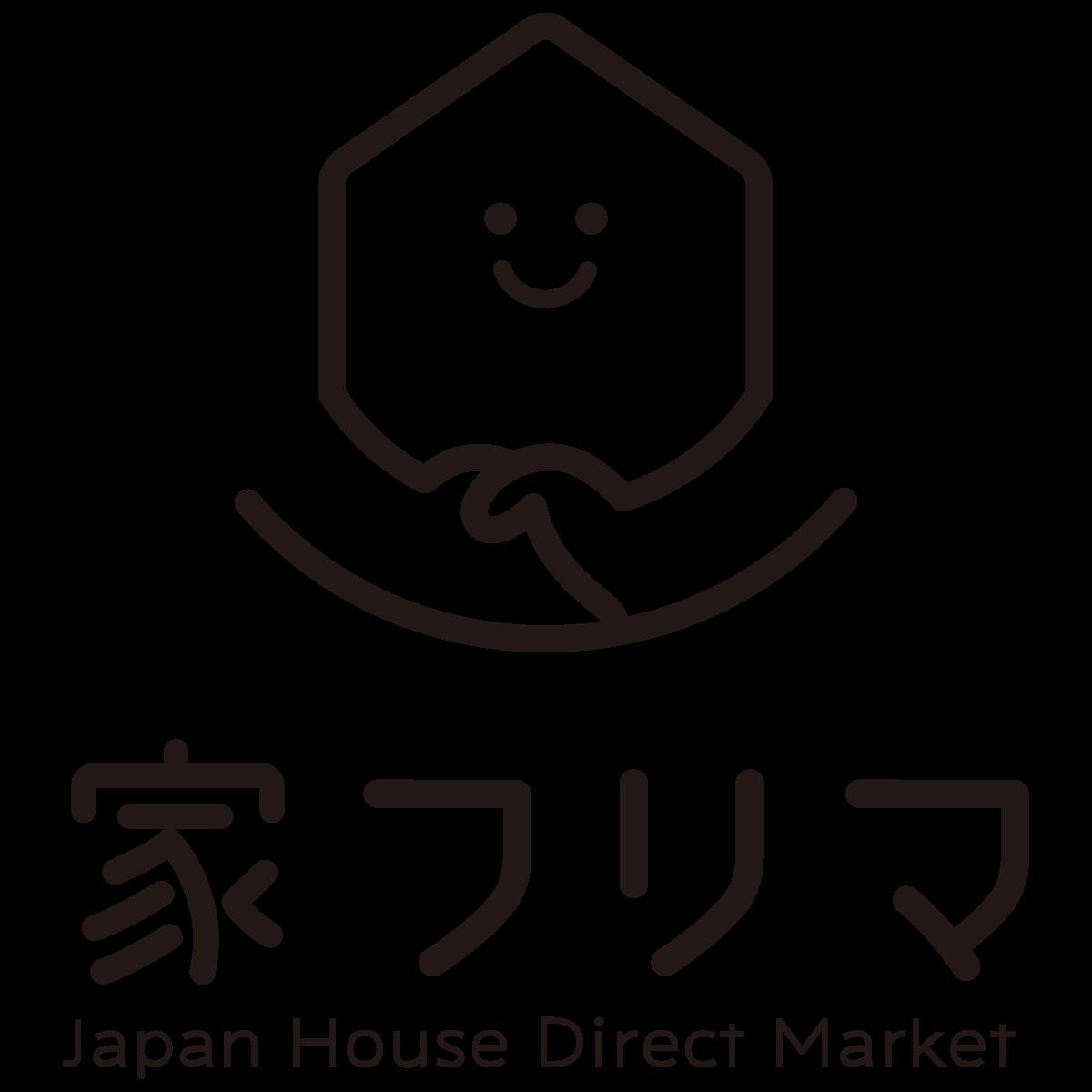 家フリマ縦型ロゴ2