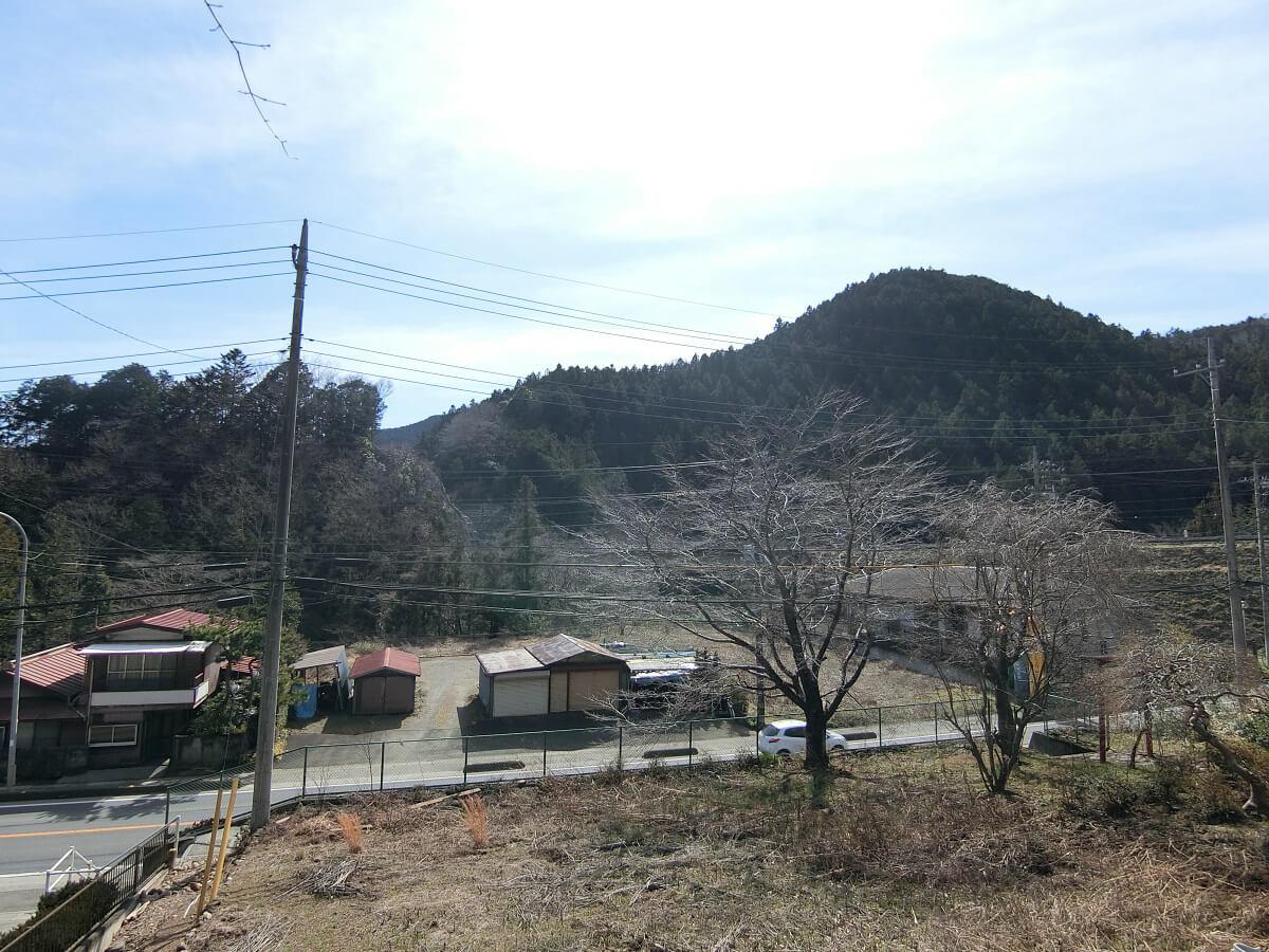 庭先でBBQができる埼玉県飯能市の戸建の画像1