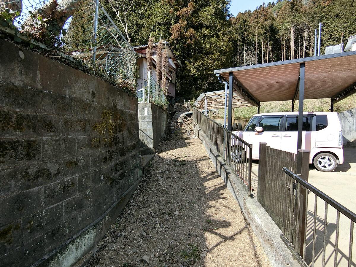 庭先でBBQができる埼玉県飯能市の戸建の画像7