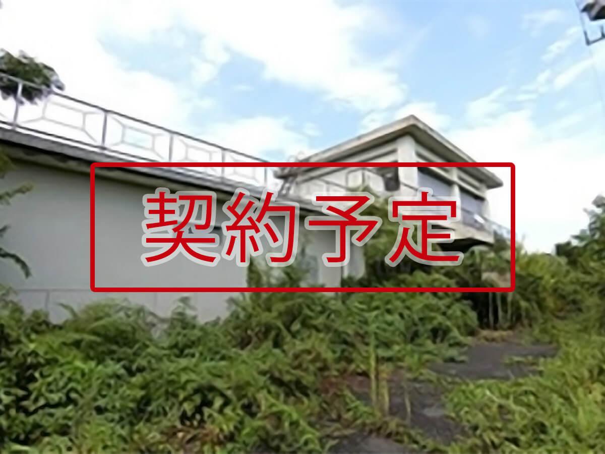 三重県松阪市の海が見える鉄筋コンクリートの契約予定の概要画像