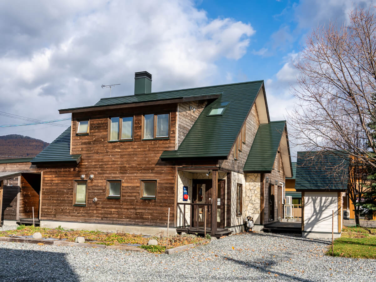 イタリア製薪石窯がある南富良野の住宅兼店舗のの画像3