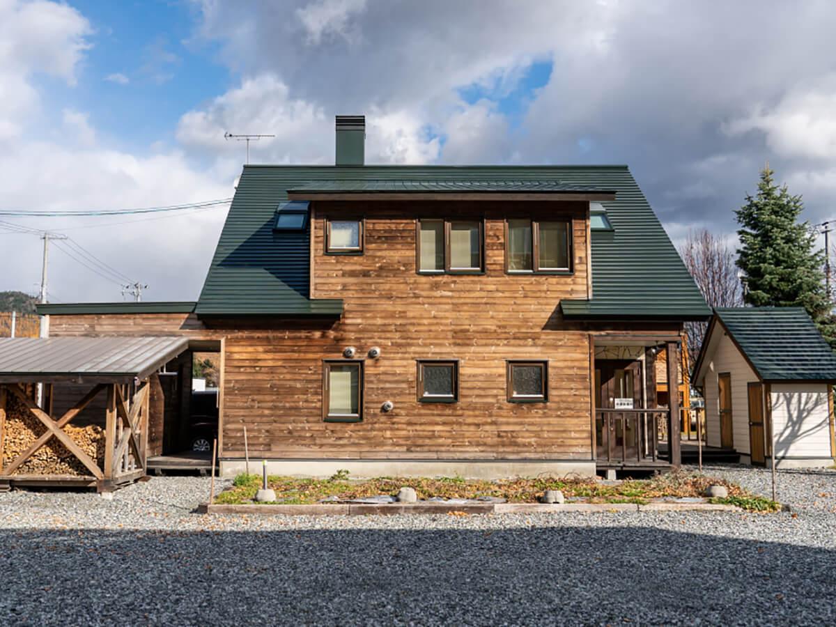 イタリア製薪石窯がある南富良野の住宅兼店舗のの画像4