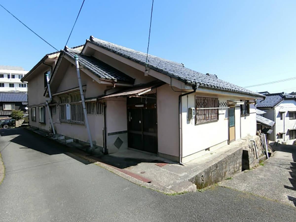 京都府京丹後市の元ちりめん問屋の戸建ての概要画像