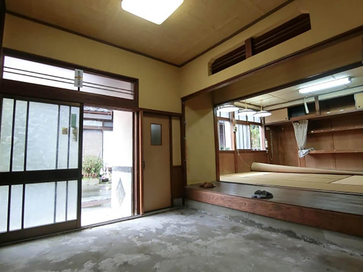 京都府京丹後市の元ちりめん問屋の戸建ての画像1
