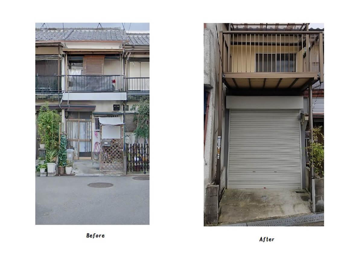 大阪府寝屋川市にある利回り11%の貸倉庫の概要画像