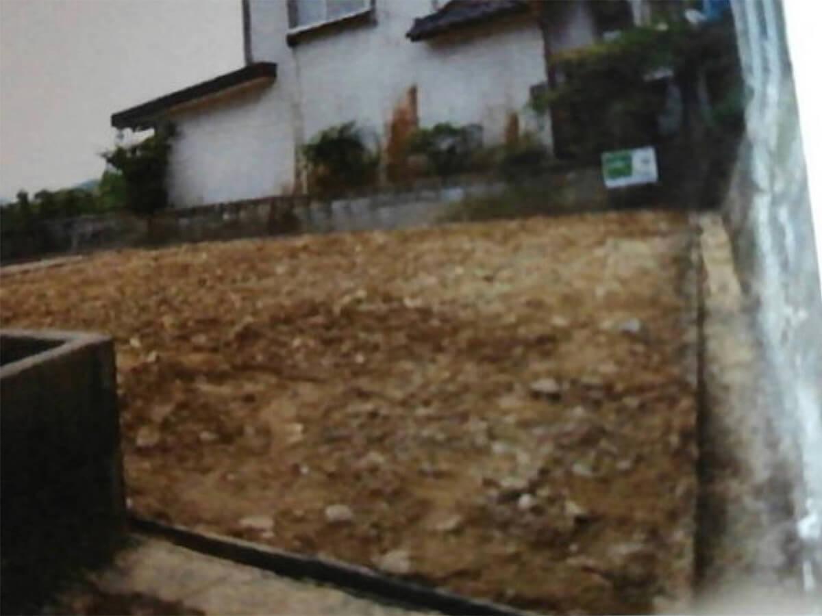 長崎県佐世保市の宅地の概要画像