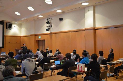 栃木市住宅課主催「空き家活用民泊セミナー」風景2