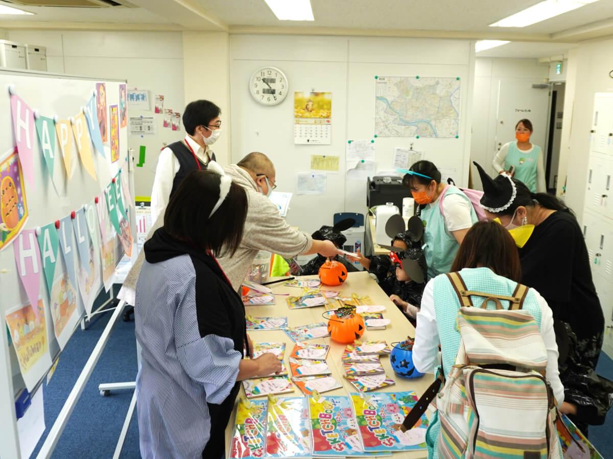 フォーム竹ノ塚ハロウィンパーティー2020年10月30日の画像3