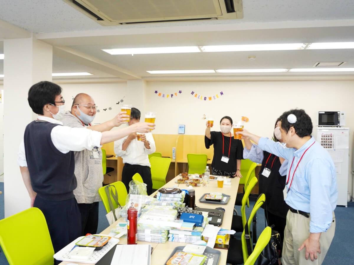 フォーム竹ノ塚ハロウィンパーティー2020年10月30日の画像5