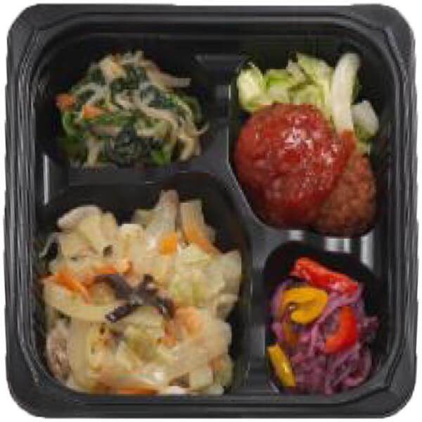 無料の昼食メニュー八宝菜の画像