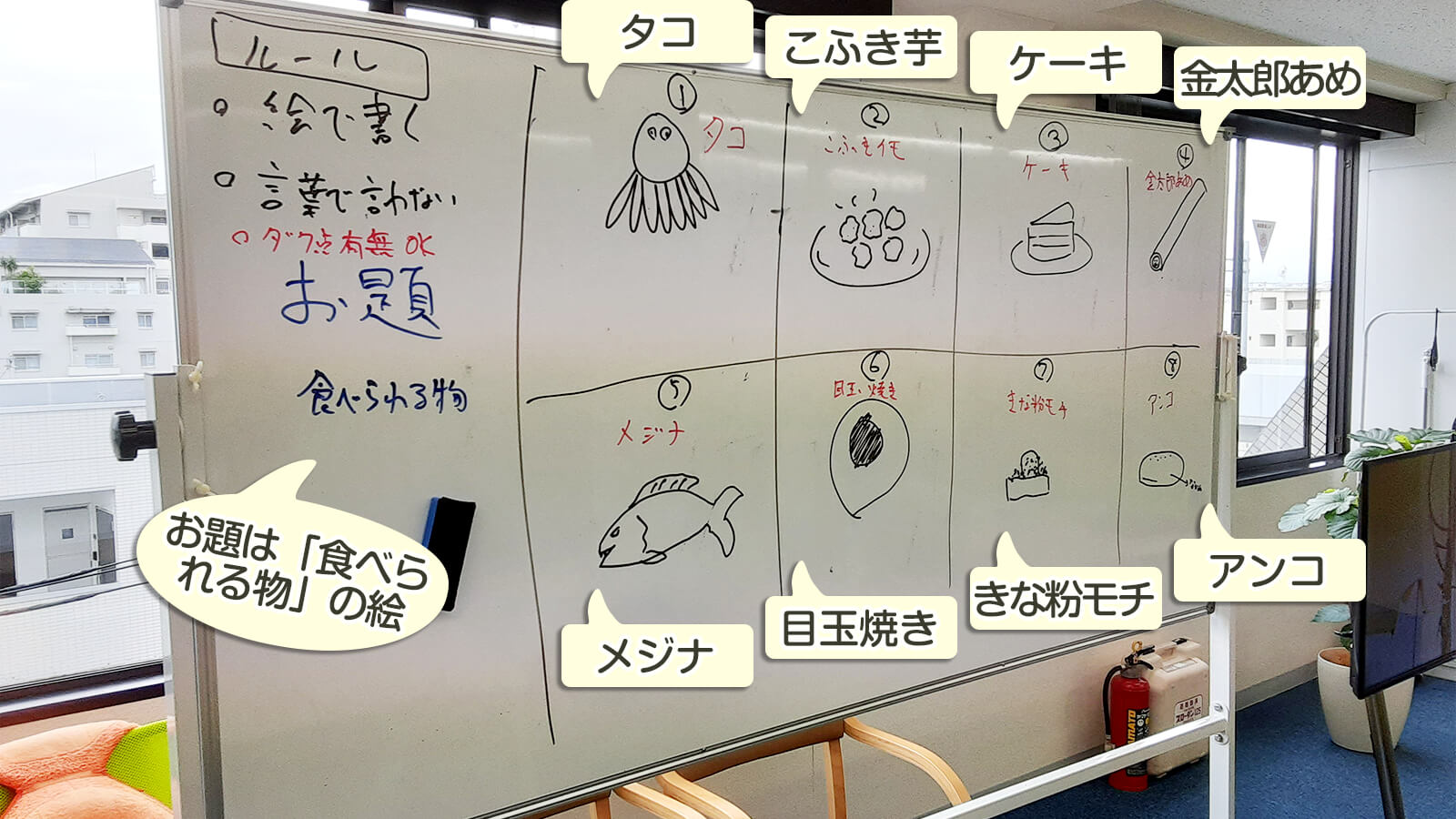 「絵しりとり」で就職に役立つ非言語コミュニケーションを訓練画像2