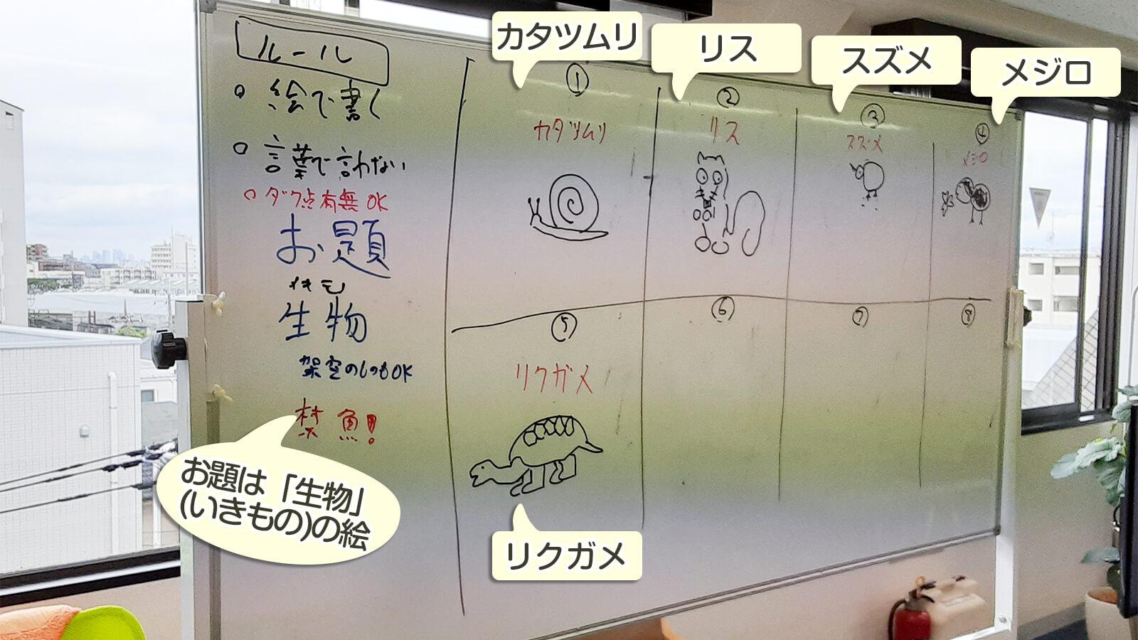 「絵しりとり」で就職に役立つ非言語コミュニケーションを訓練画像3
