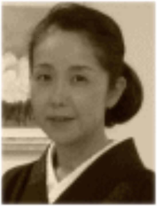 日本画・水墨画家飯名京美先生誰でも描けるイラスト講座講師画像